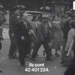 VIDEO. En 1952, la France apprenait qu'elle comptait 42 millions d'habitants